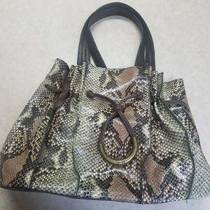 Jessica Simpson Snakeskin Bag
